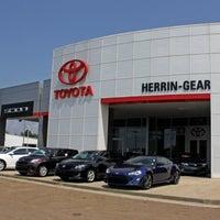 Herrin Gear Toyota Auto Dealership In Jackson