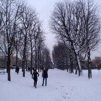 Foto scattata a Jardins des Champs-Élysées da Bart V. il 1/19/2013
