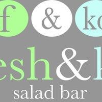 Снимок сделан в Fresh&ko. пользователем Tessa S. 11/14/2012