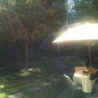 รูปภาพถ่ายที่ AgoraLucis-bistrot โดย Ángel G. เมื่อ 1/10/2013
