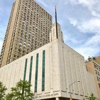Manhattan Temple Church Of Jesus Christ Of Latter Day Saints