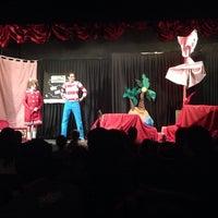 11/9/2014에 Nancy B.님이 Teatrito la carcajada에서 찍은 사진