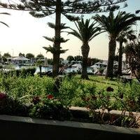 Снимок сделан в Sheraton Rhodes Resort пользователем Anastasia V. 7/14/2013