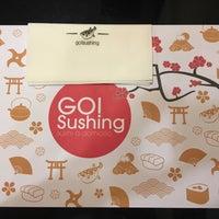 Foto tomada en Go! Sushing por GaBy B. el 8/27/2017