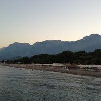 7/5/2013 tarihinde Selçuk Y.ziyaretçi tarafından Mirada Del Mar Beach'de çekilen fotoğraf