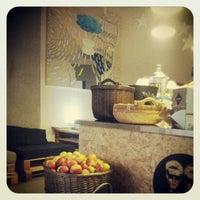 รูปภาพถ่ายที่ Juice Drinkers โดย Agnieszka K. เมื่อ 12/27/2012