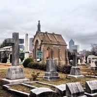 Das Foto wurde bei Oakland Cemetery von Maurice am 3/24/2013 aufgenommen