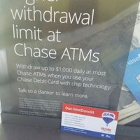 Chase Bank - 1635 W McGalliard Rd