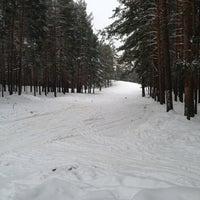 Снимок сделан в Пик Тяпкина пользователем Anastasia R. 2/1/2013