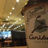 3/25/2013 tarihinde Elcin 🎶🎶ziyaretçi tarafından Caribou Coffee'de çekilen fotoğraf