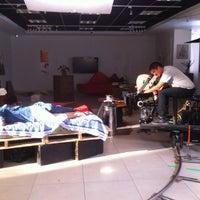 Das Foto wurde bei Centro de Capacitación Cinematográfica, A.C. (CCC) von Serguéi C. am 3/21/2013 aufgenommen