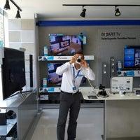 รูปภาพถ่ายที่ Çağdaş Holding Samsung Digital Plaza โดย Soner เมื่อ 7/14/2013