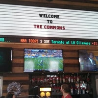 Foto scattata a The Commons Bar da Jerome P. il 12/9/2012