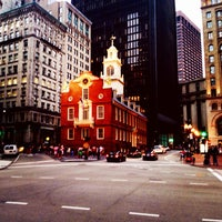 Photo prise au Old South Meeting House par Kurt I. le8/17/2014
