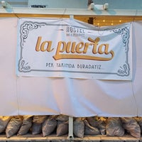 3/21/2016 tarihinde Baran B.ziyaretçi tarafından La Puerta'de çekilen fotoğraf