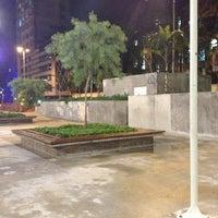 Das Foto wurde bei Praça Franklin Roosevelt von Edgar d. am 2/20/2013 aufgenommen