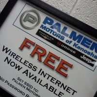 ... Photo taken at Palmen Motors by Kimberly P. on 12/15/2012 ...