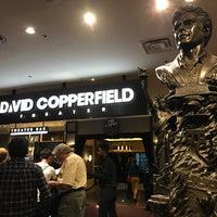 Снимок сделан в David Copperfield - MGM пользователем Andrea S. 9/26/2017