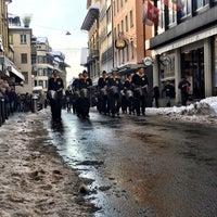 1/1/2015 tarihinde rougeziyaretçi tarafından Interlaken'de çekilen fotoğraf