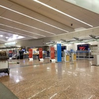 Delta Air Lines Ticket Counter - Anchorage International