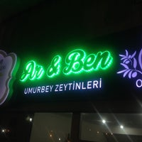 Das Foto wurde bei Ar&Ben Zeytincilik von Mehmet B. am 1/27/2015 aufgenommen