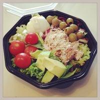6/28/2013にInsalatina B.がInsalatina & Bakery®で撮った写真