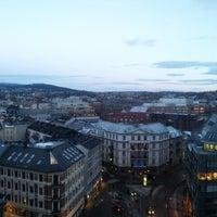 Foto tirada no(a) Radisson Blu Scandinavia Hotel por Ricky H. em 2/1/2013