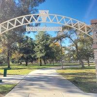 Photo taken at Cottonwood Park & Dog Run by Natalie U. on 11/27/2015