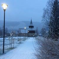Foto scattata a Åre gamla kyrka da Pettran il 11/5/2017