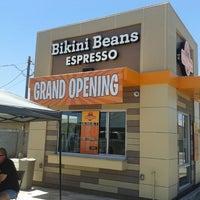 Photo taken at Bikini Beans Espresso by Adam M. on 5/19/2014