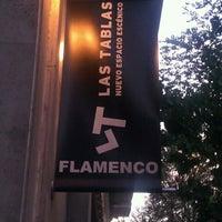 Foto scattata a Las Tablas Tablao Flamenco da LasTablas T. il 12/10/2012