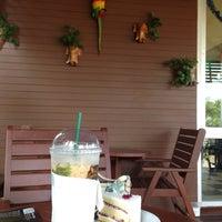 Foto scattata a Cafe Amazon@PTT  Maeramad da Gib P. il 12/30/2012