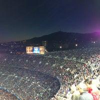 Foto tomada en Camp Nou por Андрей Л. el 5/1/2013