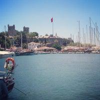 7/28/2013 tarihinde Anıl A.ziyaretçi tarafından Milta Bodrum Marina'de çekilen fotoğraf