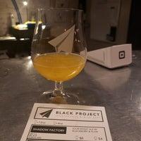 Foto scattata a Black Project Spontaneous & Wild Ales da David F. il 8/24/2019