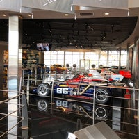 Photo taken at Penske Racing Museum by Mauricio D. on 12/11/2018
