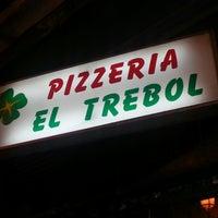 Das Foto wurde bei Pizzería El Trébol von Danilo N. am 8/28/2013 aufgenommen