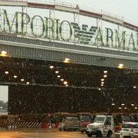 รูปภาพถ่ายที่ Aeroporto di Milano Linate (LIN) โดย SUPERDAGO65 เมื่อ 2/21/2013