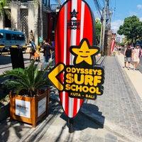 Foto scattata a Odysseys Surf School da Vladyslav B. il 7/17/2019