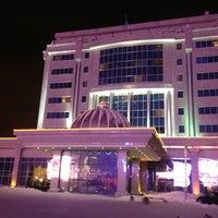 รูปภาพถ่ายที่ Rixos President Astana โดย Igor A. เมื่อ 1/21/2013