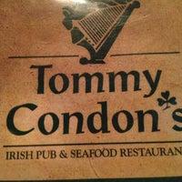 Снимок сделан в Tommy Condon's пользователем April D. 6/1/2012