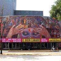 Foto tomada en Teatro de los Insurgentes por ¡Yo amo México! el 7/10/2013