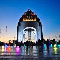 Das Foto wurde bei Monumento a la Revolución Mexicana von ¡Yo amo México! am 5/9/2013 aufgenommen