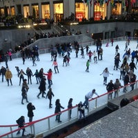 1/20/2013에 Kelley님이 The Rink at Rockefeller Center에서 찍은 사진