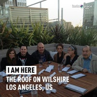 The Roof On Wilshire New American Restaurant In Los Angeles