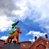 7/20/2013 tarihinde Peter V.ziyaretçi tarafından Winzavod'de çekilen fotoğraf