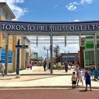 b74aab5763ff ... Photo taken at Toronto Premium Outlets by Paul V. on 8 2 2013 ...