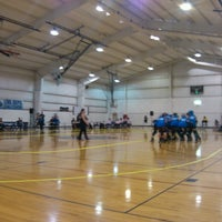 Photo Taken At Midwest Hoops Sports Complex By Jeremy M On 4 12