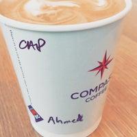 Das Foto wurde bei Compass Coffee von A H M E D am 5/7/2018 aufgenommen