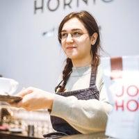 6/19/2017 tarihinde J. Hornig Kaffeebarziyaretçi tarafından J. Hornig Kaffeebar'de çekilen fotoğraf